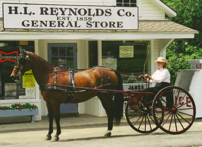 Jet - Reynolds Store